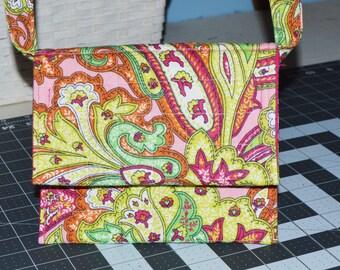 Pocket Flap Crossbody bag
