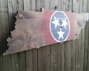 TN wood cutout,Tennessee sign, Tennessee state flag, University of Tennessee Wood sign, Tennessee home sign, TN shaped sign, power t TN sign