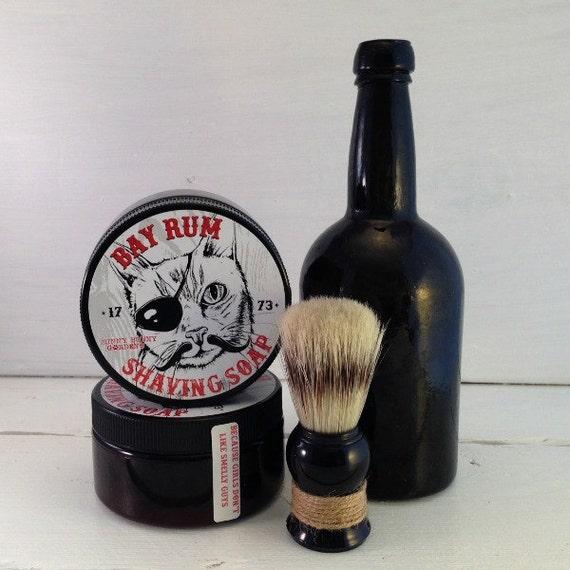 how to make homemade shaving soap