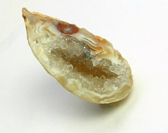 Geode Specimen, Druzy, Geode Half, Agate Geode