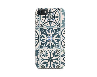 Old French Tiles - French tiles - Tiles - iPhonce case - Teenager - Teen Gift| HSJ-125-PERFCASE