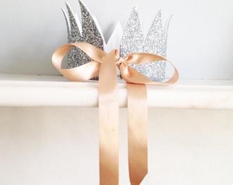 Simple Sparkle Crown (Silver)
