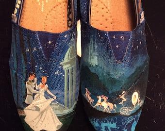 Cinderella Inspired TOMS