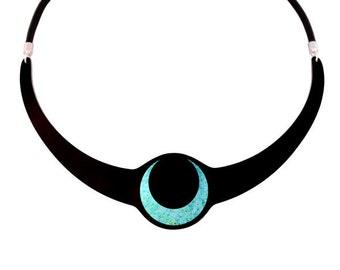 Bella NoirTurquoise Necklace
