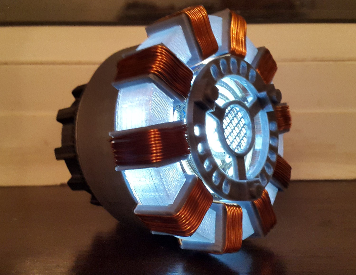 Man Cave Gift Ideas Iron Man Arc Reactor High Quality Prop Replica By