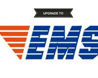 Upgrade to EMS - Express Shipping