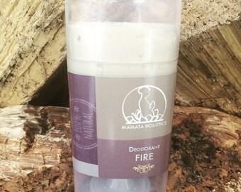 Fire deodorant