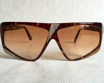 Dama Style Vintage Sunglasses New Old Stock Handcrafted in Italy