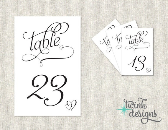 Peachy Printable Wedding Table Number 1 Articleblog Info Download Free Architecture Designs Rallybritishbridgeorg