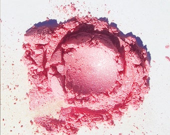 Periwinkle Pink Vegan Mineral Eyeshadow