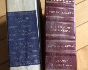 Vintage 50's readers digest book set
