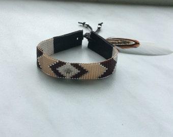 Miyuki delica armband
