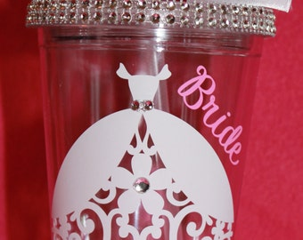 Bridal Sippy Cup