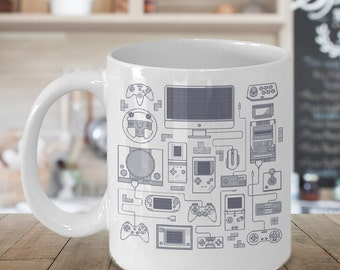 Ultimate Gamer 11oz Coffee Mug
