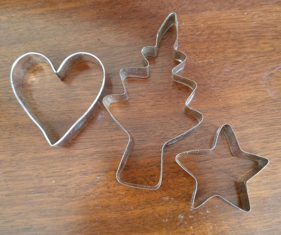 Old Fashioned Cookie Cutters  Designs