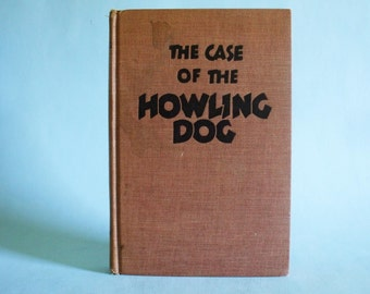 The Case of The Howling Dog by Erle Stanley Gardner 1946 Mystery Novel Triangle Books