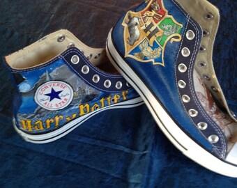 Harry Potter Converse