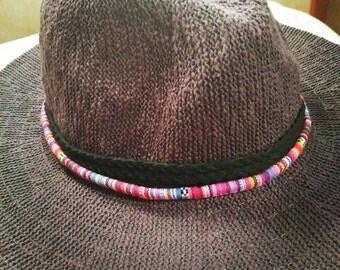 Tribal Hatband: