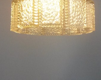 Mid Century modern Kaiser German chandelier, top quality and design