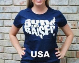 Born & Raised T-shirt