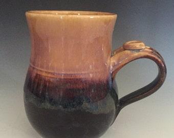 Mug, Cup, Pottery Mug, Handcrafted Cup, Ceramic Coffee Cup, Stoneware Mug