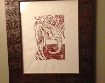 25% OFF Elephant by Tree