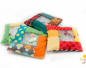Search and Find Bean Bags/ Personalized/ ISpy bag/ Look and find/ Peek-a-boo bean bag/ busy bag/ Quiet time/ seek and find bag/ sensory bag