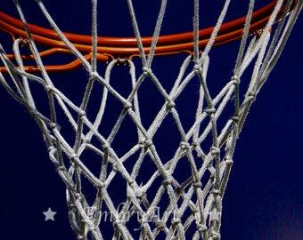 Late night basketball