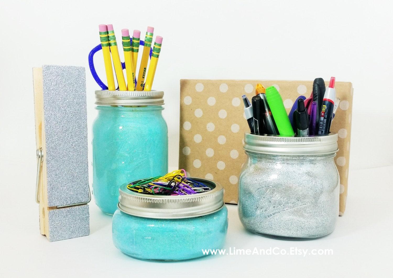 Office decor desk decor desk organizer desk accessories - Decorative desk organizers ...