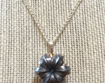 Federal HST 9mm 124 Grain +P Bullet Necklace - Silver Plated Necklace - Very Unique And Beautiful