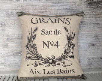 FRENCH COUNTRY CHIC,Pillow,Insert Included