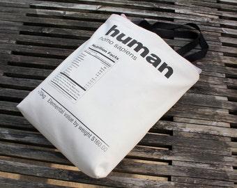 Human Shopping Bag