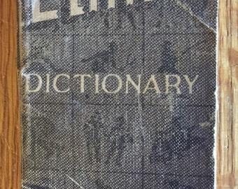 Eline's Advertising Pocket Dictionary 1923 - Chocolate