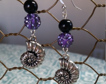 Disney Villain Inspired Ursula Earrings