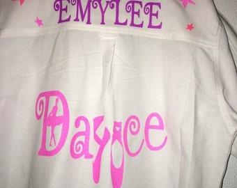 Dance recital cover-up