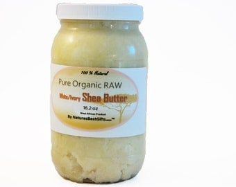 Hand Made Raw Unprocessed African Shea Butter  Grade A Freshly Made Satisfaction Guaranteed