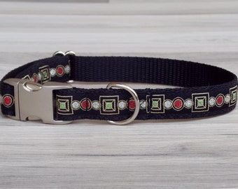 Designer Dog Collar - Jewel