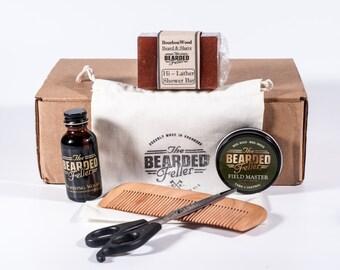 The Professional - Beard Care Travel Kit