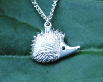 Hedgehog Pendant P38