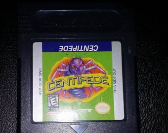 Centipede Gameboy