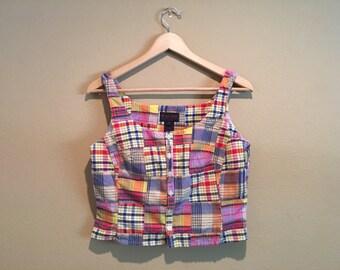 Vintage Ralph Lauren Vest / Top Size Medium