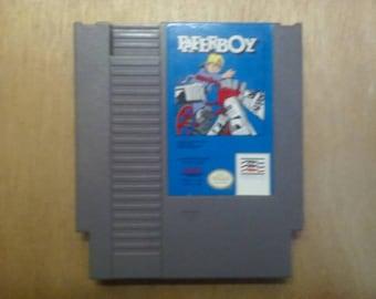 Paperboy Nintendo Nes Game