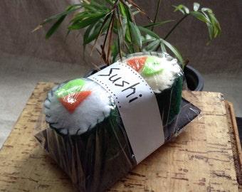 Sushi Cat Toy Set