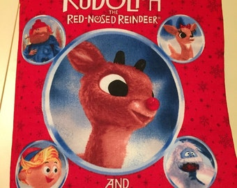 Rudolph the Red-Nosed Reindeer Cloth Book