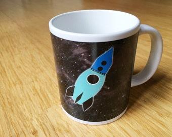 Rocket Surgeon XL coffee mug