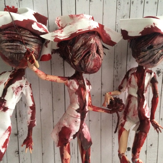 Enfermera Zombie de Silent Hill