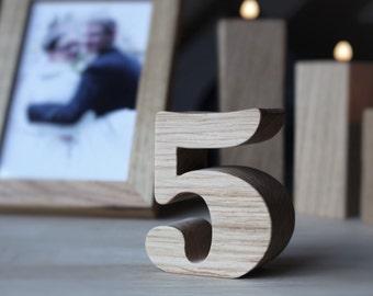 Oak 5 - Fifth Anniversary gift - 5th wedding anniversary