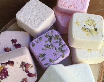 Bath Bomb Gift Set of 12 - Aromatherapy Bath Bomb Gift for Her - Wedding Baby Shower Favors - Gifts for Her - Spa Bath Gift Set - Bath Soak
