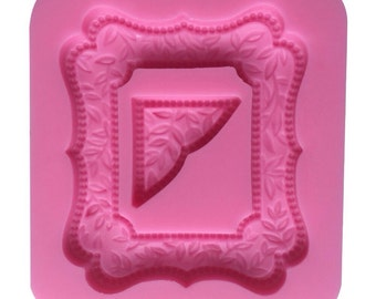 Frame and Corners Silicone Mold