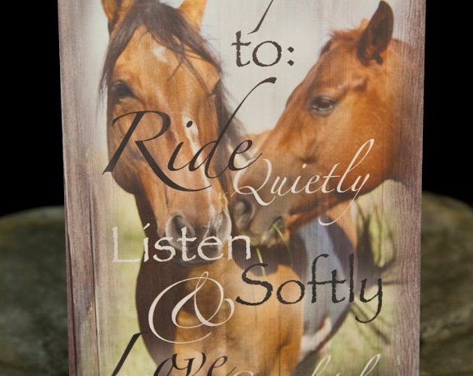 Horse Photo Horse Photography Horse print Horse quote horse saying Horse Decor Western Art Western Decor Western Photo by Nicole Heitzman